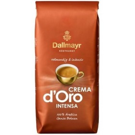 Кава Dallmayr Crema D'Oro Intensa в зернах 1кг