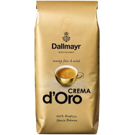 Кава Dallmayr Crema D'Oro в зернах 1кг