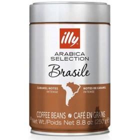 Кава illy Brasile Monoarabica в зернах 250 г