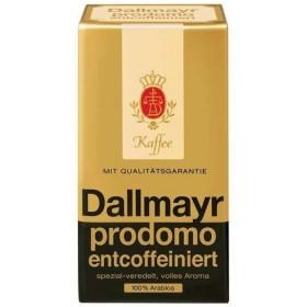 Кава Dallmayr Prodomo Entcoffeiniert мелена без кофеїну 500г