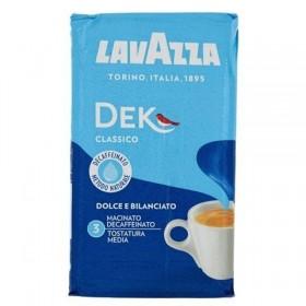 Кава Lavazza Dek Decaffeinato  мелена без кофеїну 250 г.