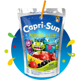 Сік Capri-Sun Monster Alert 200мл х 10 шт