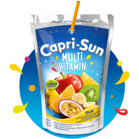 Сік Capri-Sun Multivitamin 200мл х 10 шт