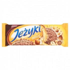 Печиво Goplana Jezyki Advocat зі смаком карамелі 140 г