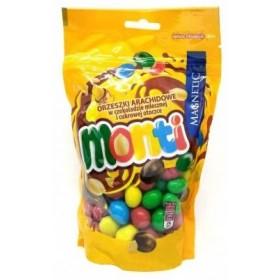 Драже Monti Арахіс в шоколаді 240 г