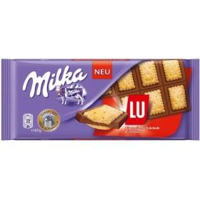 Молочний Шоколад Milka LU 87 г