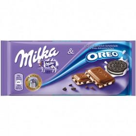 Шоколад Milka Oreo 92 г