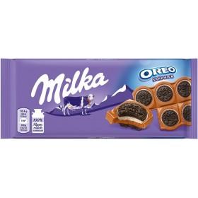 Шоколад Milka Oreo Sandwich 92г
