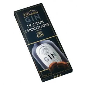 Цукерки Doulton Gin шоколадні з начинкою Джин 150 г
