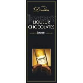Цукерки Doulton Teacher's шоколадні з начинкою віскі 150 г
