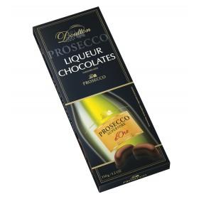 Цукерки Doulton Prosecco шоколадні з начинкою ігристе вино 150 г