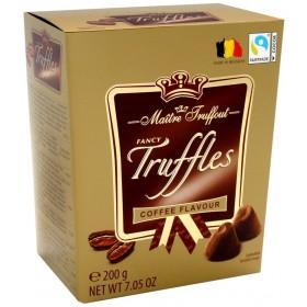 Цукерки Трюфель Maitre Truffout Coffee Flavour смак кави 200 г