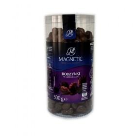 Родзинки Magnetic в молочному шоколаді 500 г