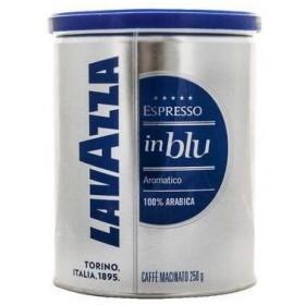 Кава Lavazza Espresso in Blu мелена 250г м/б