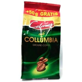 Кава Celmar Collumbia мелена 250г + 50г