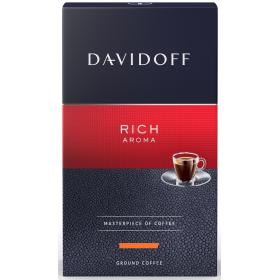 Кава Davidoff Rich Aroma мелена 250 г