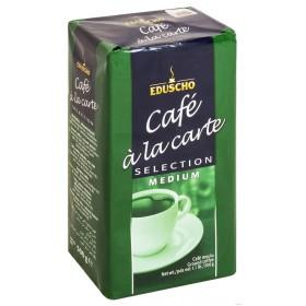 Кава Eduscho Cafe a la carte Selection Medium мелений 500г