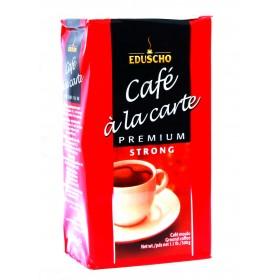 Кава Eduscho Cafe A La Carte Premium Strong мелена 500г