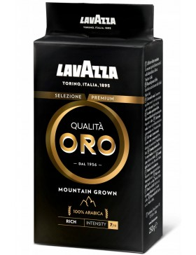 Кава Lavazza Qualita Oro Mountain Grown мелена 250г