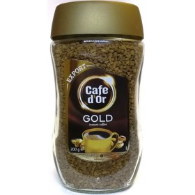 Кава Cafe d'Or Gold Export розчинна 200г