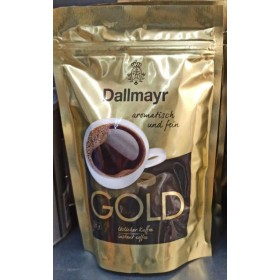 Кава Dallmayr Gold розчинна 75 г