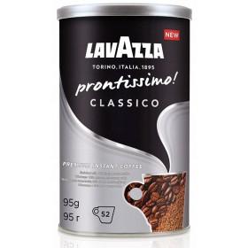 Кава Lavazza Prontissimo Classico розчинна 95 г м/б