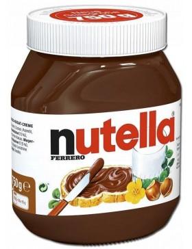 Горіхова паста з какао Nutella 750 г