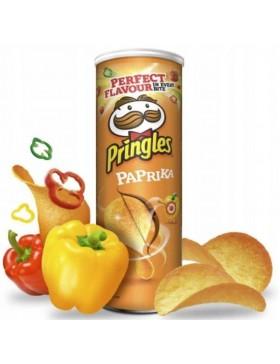 Чипси Pringles Paprika Паприка 165 г