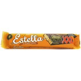 Вафлі Estella в шоколаді XXL зі смаком карамелі 50 гр