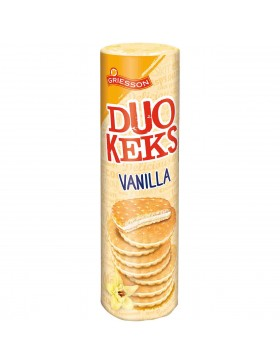 Печиво Griesson Duo Keks Vanilla зі смаком ванілі 500 г