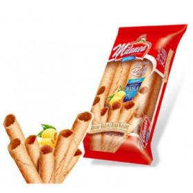 Вафельні трубочки Milanea з масляним смаком 450 г