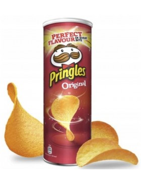 Чипси Pringles Original Оригінал 165 г
